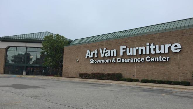 Art Van Furniture will have a hiring fair Sept. 28.