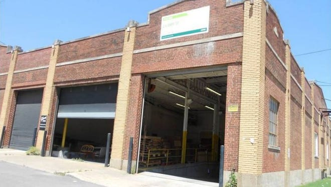 Gibson Brands sold this 24,080-square-foot warehouse-style building at 1102 Grundy St.
