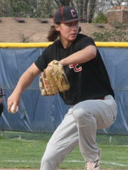 Churchill's game-one starter James Rintala pitched