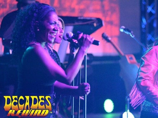 Decades Rewind, a theatrical performance and concert,