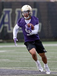 Running back Myles Gaskin's return to school solidified