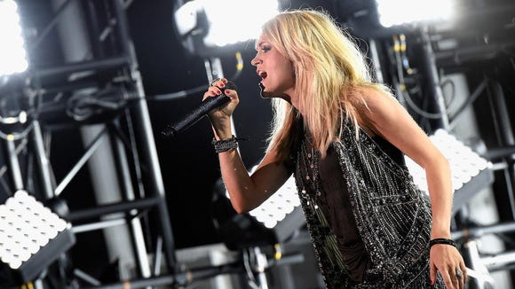 Carrie Underwood will close out the first Big Barrel Country Music Festival Sunday night.
