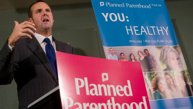 Planned Parenthood Arizona filed an appeal Tuesday after a federal judge refused to temporarily block the nation's most stringent restrictions on the use of abortion drugs.