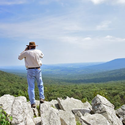 Outdoor Day-cation: Hawk Mountain Sanctuary offers amazing views