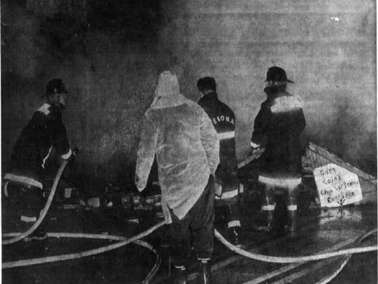 Verona Fire 1969