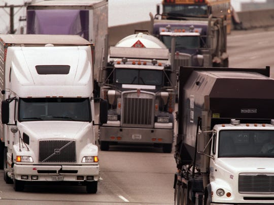 As the road funding debate heats up, so has concern over Michigan's heavy trucks.