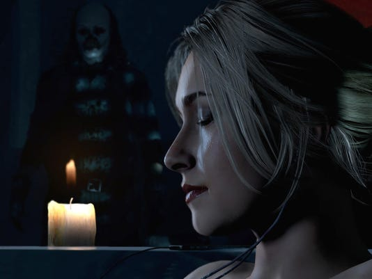 Game Review Until Dawn