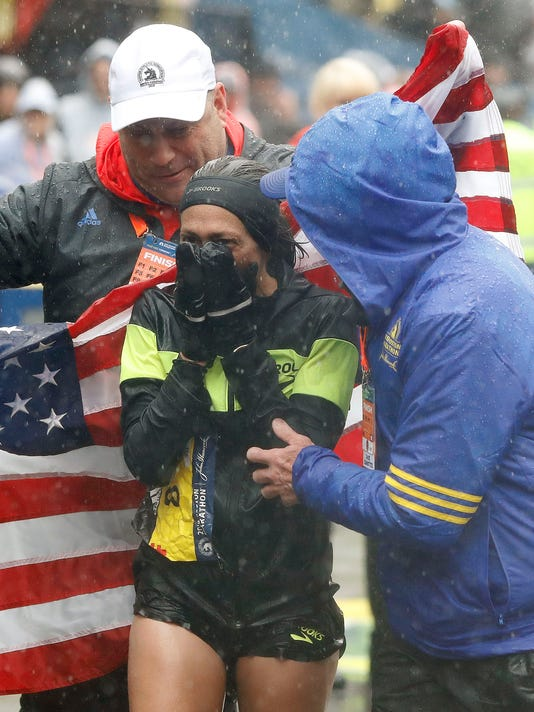 USP RUNNING: BOSTON MARATHON S RUN USA MA