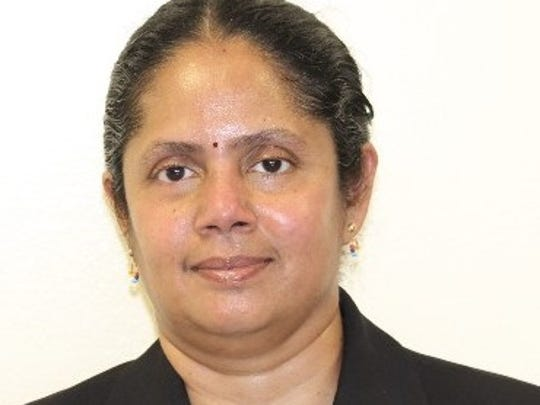 Aavudai Anandhi Swamy, assistant professor of agriculture