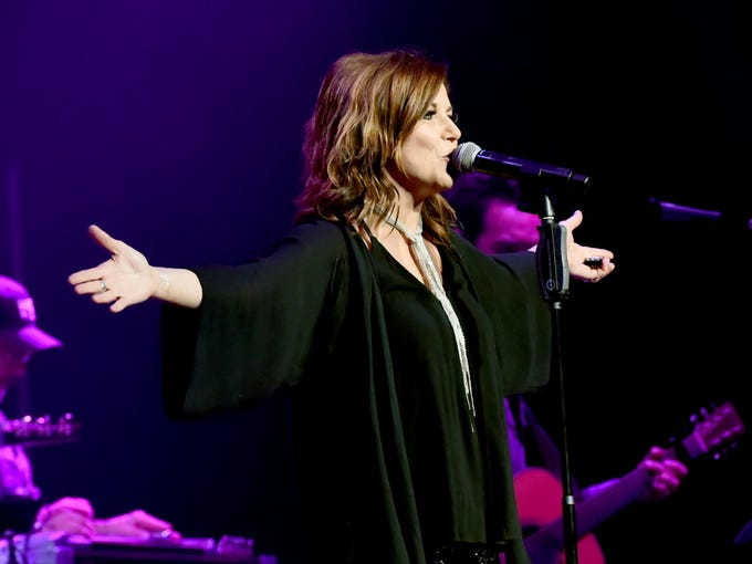 Martina McBride performs onstage for the Country Rising