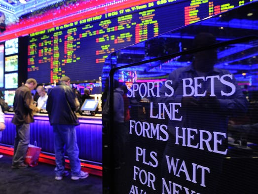 reno sportsbook lines placing bets