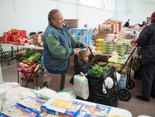 Pennsauken Food Pantry