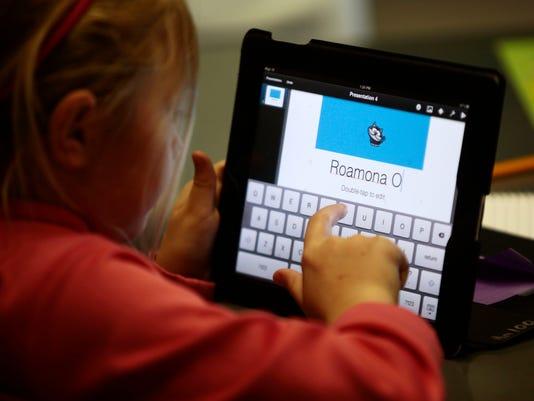 Burris iPad