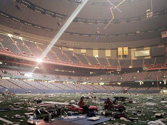 The last of the Hurricane Katrina survivors who used