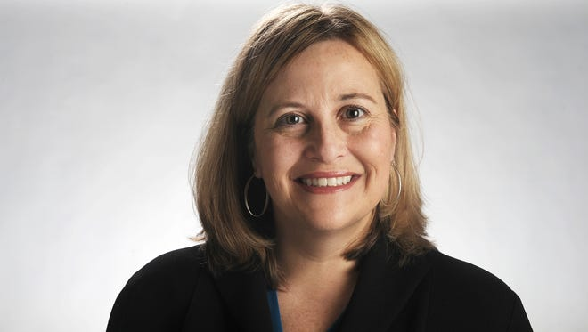 2015 mayoral candidate Megan Barry.