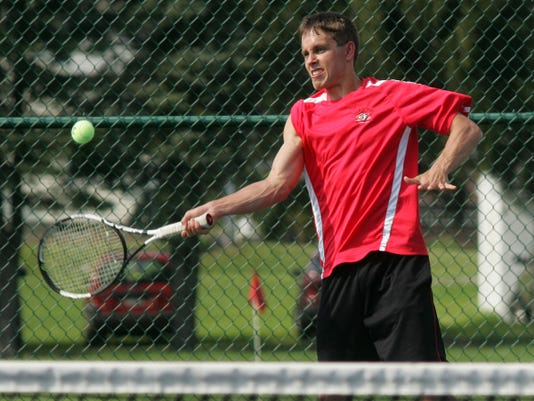 Coshocton tennis vs Dover
