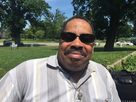 Darrell Williams, a longtime Detroiter now living in Southfield, says he is considering viewing the fireworks from Belle Isle because of the new stricter rules.