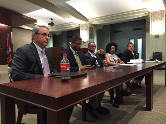 Residents question speed of Wayne County financial review