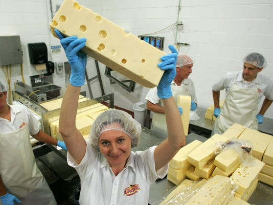 Guggisberg Cheese Factory