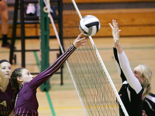 Newark Catholic hosts Volleypalooza - 2015 volleyball preview