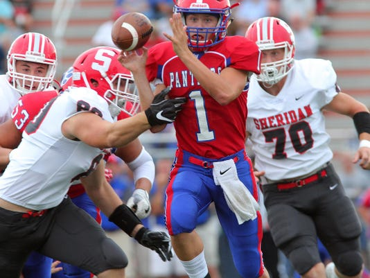 Sheridan beats Licking Valley 36-21