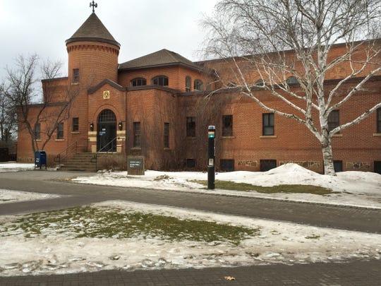 St. John's University's Guild Hall now houses the school's