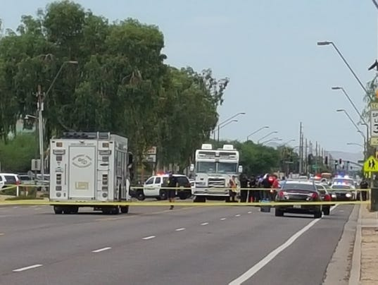 Officer-involved shooting in Gilbert