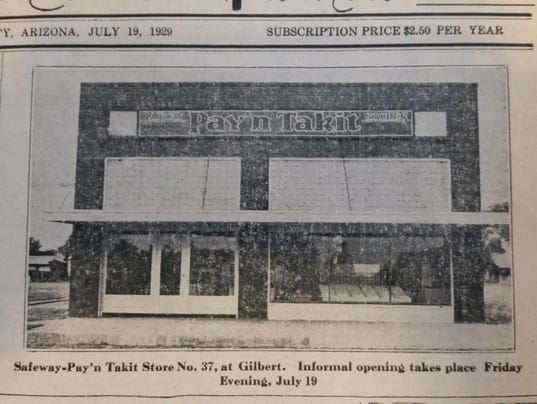 a history of safeway stores 4 oakland became the headquarters of safeway stores' northern division of grocery store supermarkets, and later the official headquarters of the entire safeway chain1 the 1941 polk's city directory for oakland listed more than 80 safeway [a great deal of historical information is at the groceteria website link below].