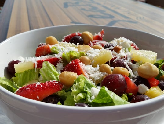 Seabreeze Island Grill and Raw Bar Narrows Fruit Salad