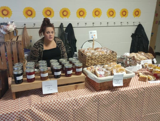 MTO pop-up market - jam