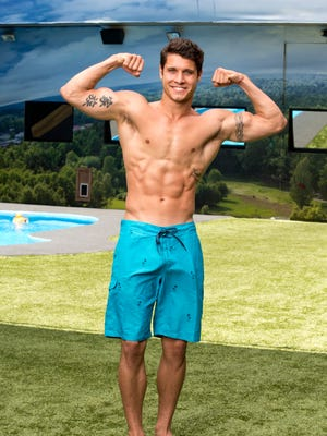 """Cody Calafiore, 23, of Howell will compete for $500,000 this summer on """"Big Brother"""" on CBS."""