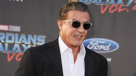 Sylvester Stallone joins the Marvel space family with