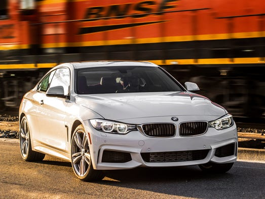 Test Drive BMW I Coupe A Dear Darling - Bmw 4351 coupe
