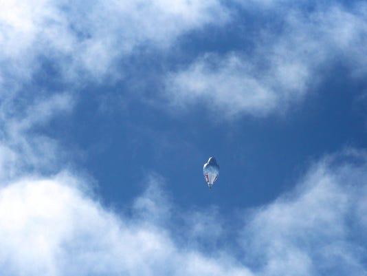 EPA AUSTRALIA KONYUKHOV AIR BALLOON FLIGHT LIF TRAVEL AUS