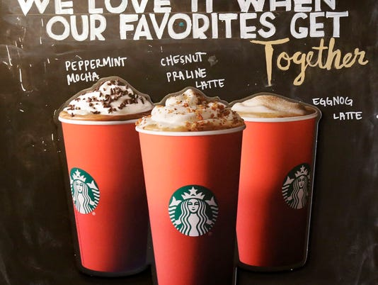 Starbucks War on Christmas