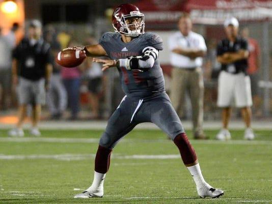 College Football: Warner at Florida Tech