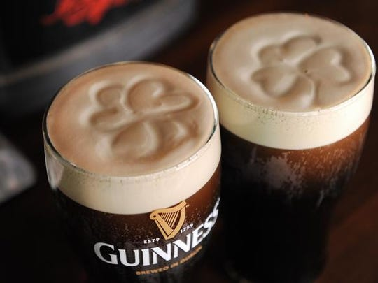 Celebrate St. Patrick's Day with special food and drink deals.