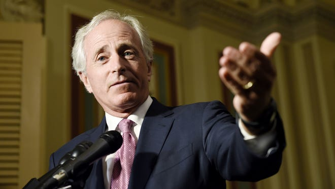 "Senate Foreign Relations Committee Chairman Sen. Bob Corker, R-Tenn., says regional allies ""must do far more"" to contain North Korea's nuclear program."