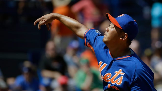 The Mets likely would not be looking at Matsuzaka, who's on a minor-league contract, were it not for the elbow injury that forced young ace Matt Harvey to undergo Tommy John surgery on Oct. 22.