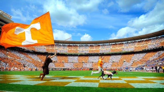 Murfreesboro's Thomas Witherow is hoping the checkerboard pattern that showed up at Neyland Stadium against Florida also will show up when the Vols play at Vanderbilt on Nov. 29.