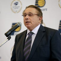 Doyel exclusive: Pacers owner Herb Simon reveals  succession plan, team's future in Indy