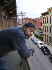 Artie White, 51, lives in Section 8 housing in Over-The-Rhine.