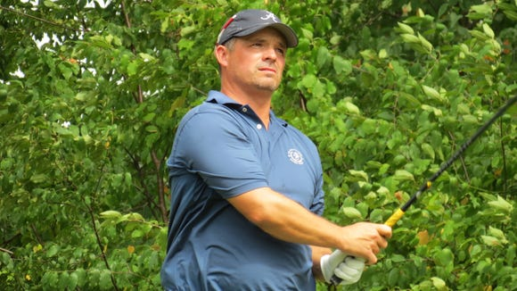 Franklin Lakes' Trevor Randolph is a perennial contender at the Arcola Cup.