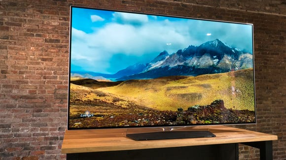 This amazing OLED TV is back down to its lowest price