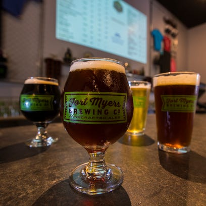 Cheers! Fort Myers Brewing Co. turns 5, serves 55 beers for five years