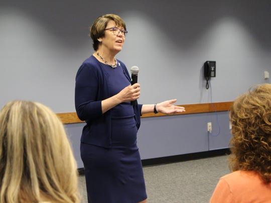 Former San Jose State University Interim President Susan Martin is a finalist for the president's job at Florida Gulf Coast University.