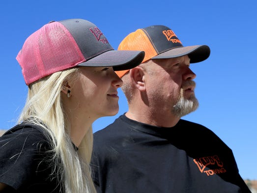 Ladd's Towing is a family-owned and operated business
