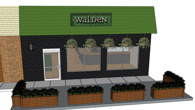 Walden is slated to open in March in East Nashville.