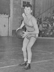 Schumann Brewer played for Lipscomb in 1938.