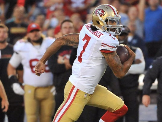 Colin Kaepernick Not Cut By 49ers But Blaine Gabbert To
